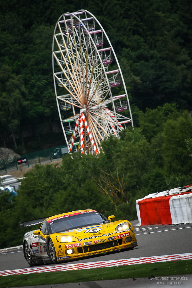 24H Spa Francorchamps 2009