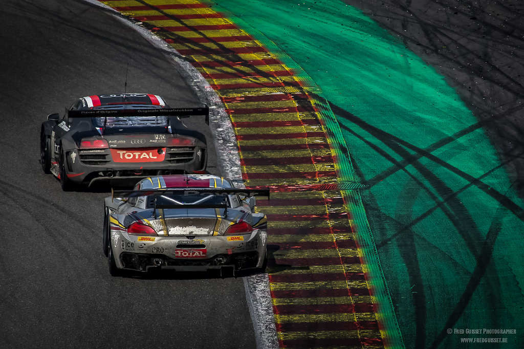 24H Spa Francorchamps 2012