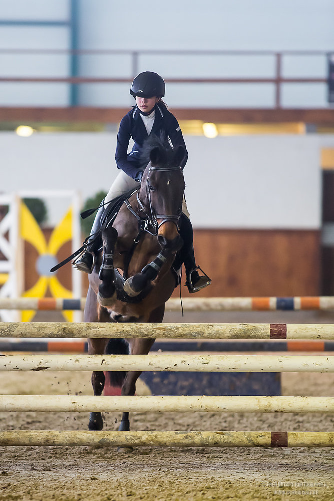 Jumping Equigroup Welkenreadt
