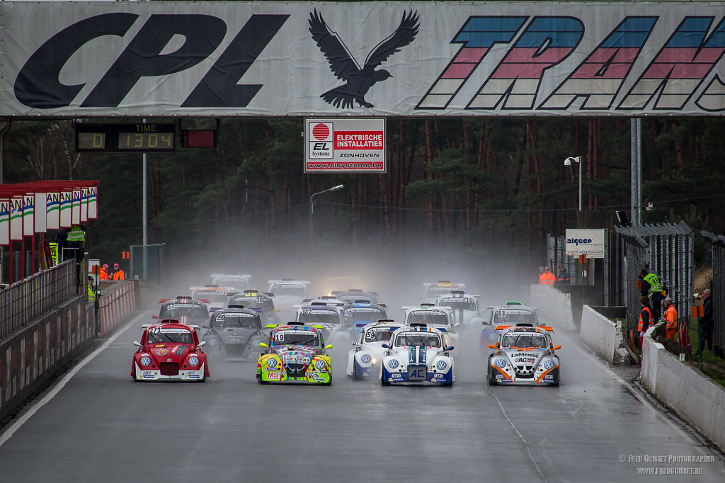 Belgian Open Race Fun Cup Zolder 2014